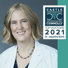 Jaqueline Worth, New Rules Pregnancy, Castle Connolly Top Doctor